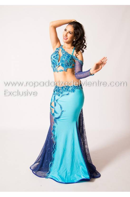 Chloé´s bellydance Exclusive costume 254