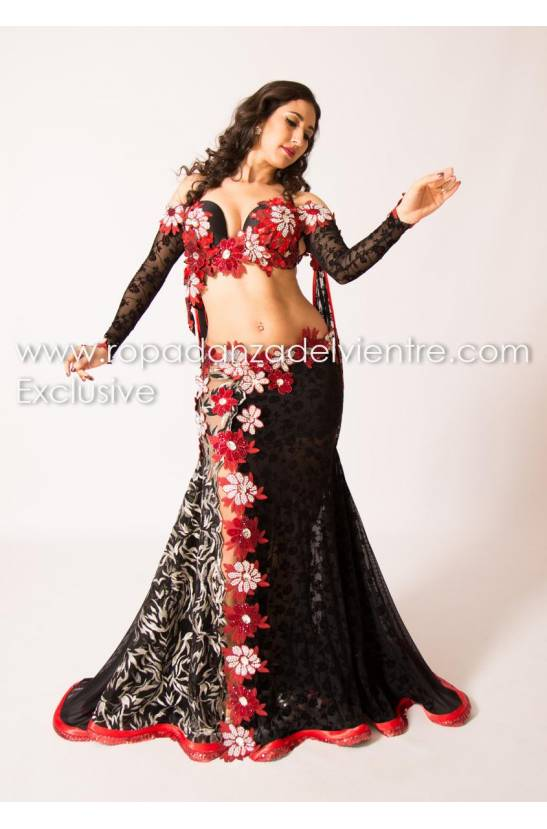 Chloé´s bellydance Exclusive costume 259