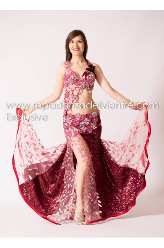 Chloé´s bellydance Exclusive costume 265