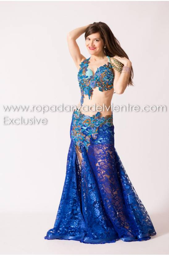 Chloé´s bellydance Exclusive costume 267