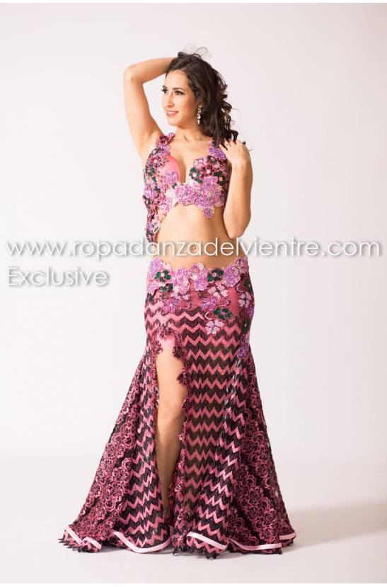 Chloé´s bellydance Exclusive costume 272