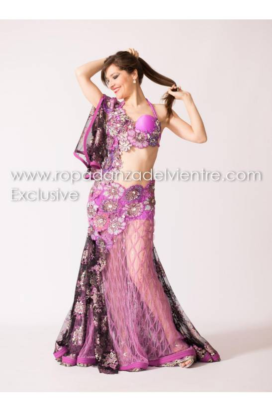 Chloé´s bellydance Exclusive costume 281