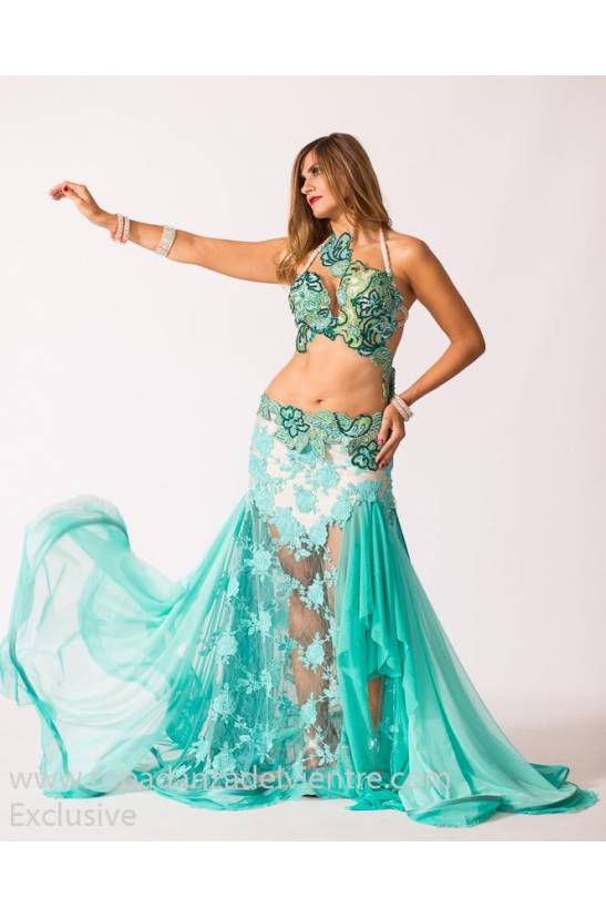 Chloé´s bellydance Exclusive costume 342