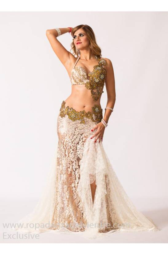 Chloé´s bellydance Exclusive costume 360