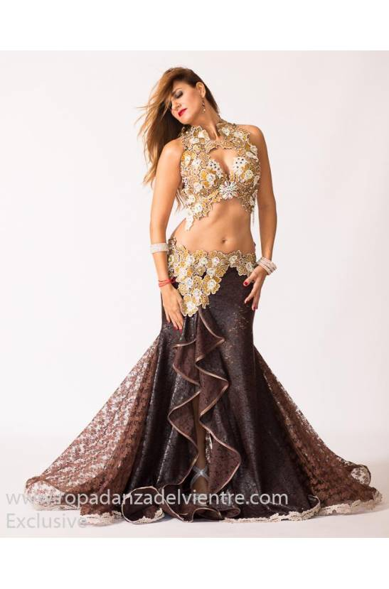 Chloé´s bellydance Exclusive costume 363