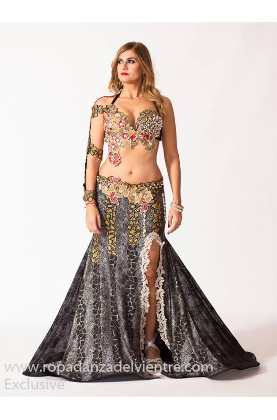 Chloé´s bellydance Exclusive costume 369