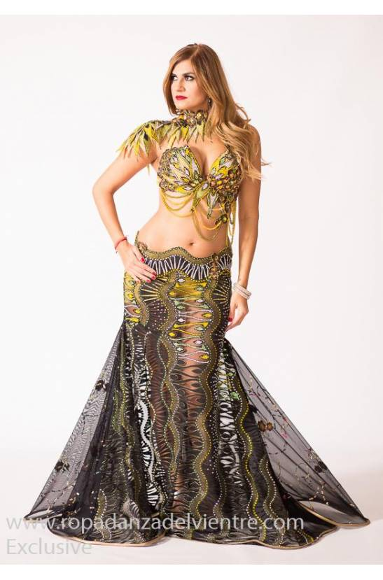 Chloé´s bellydance Exclusive costume 371