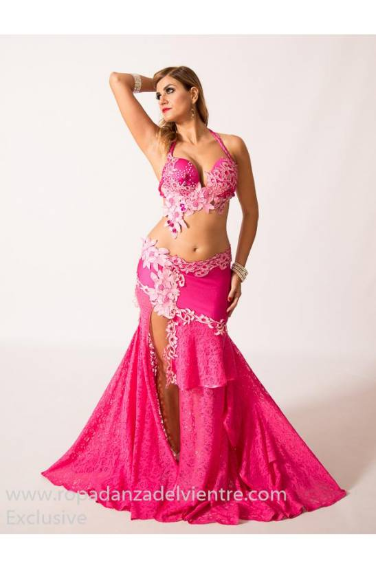 Chloé´s bellydance Exclusive costume 376