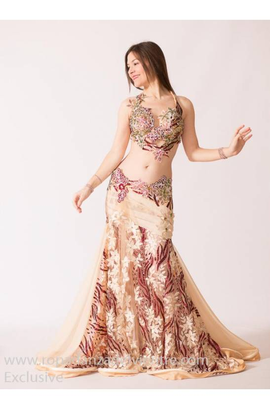 Chloé´s bellydance Exclusive costume 402