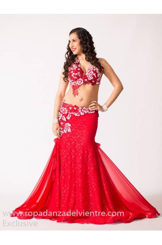 Chloé´s bellydance Exclusive costume 413