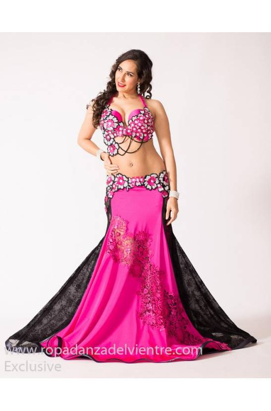 Chloé´s bellydance Exclusive costume 415