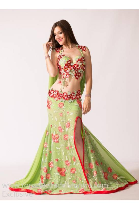 Chloé´s bellydance Exclusive costume 434