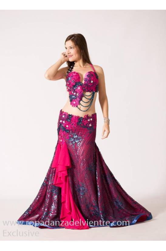 Chloé´s bellydance Exclusive costume 455