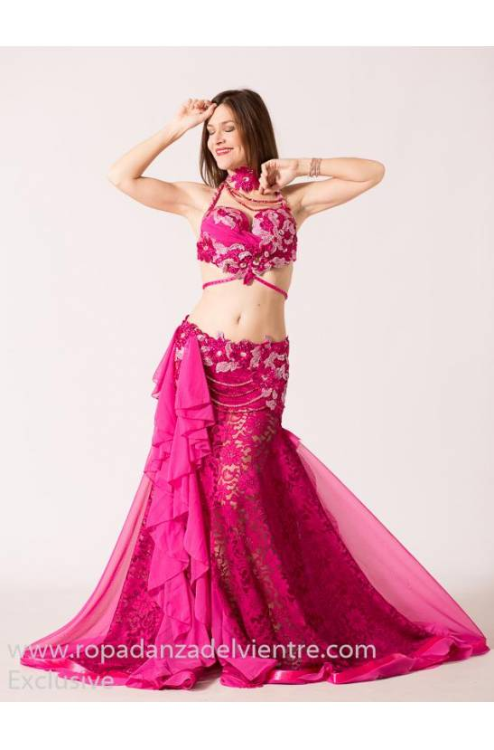 Chloé´s bellydance Exclusive costume 476