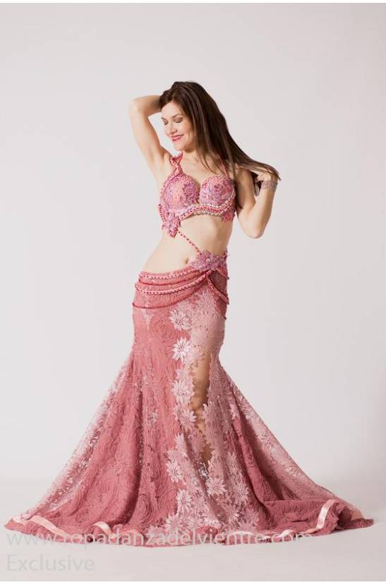 Chloé´s bellydance Exclusive costume 485