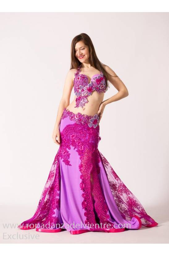 Chloé´s bellydance Exclusive costume 489