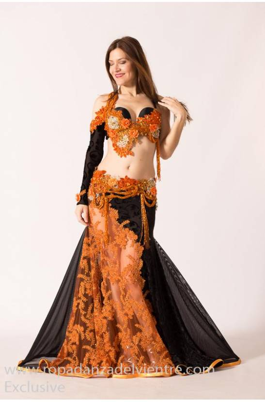 Chloé´s bellydance Exclusive costume 504