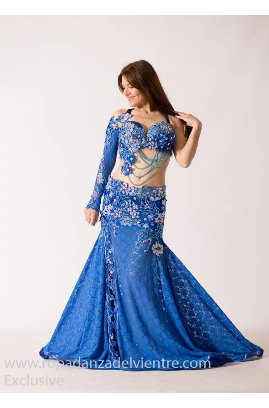 Chloé´s bellydance Exclusive costume 505