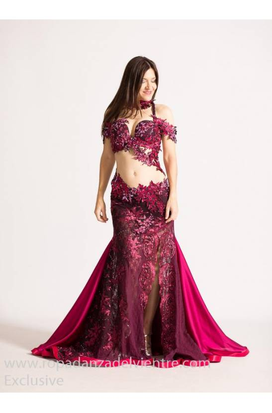 Chloé´s bellydance Exclusive costume 509