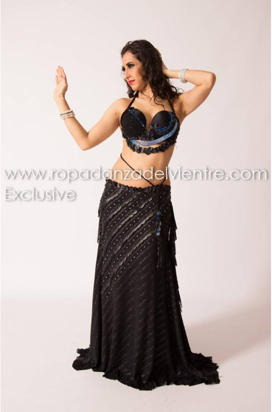 Chloé´s bellydance Exclusive costume 124