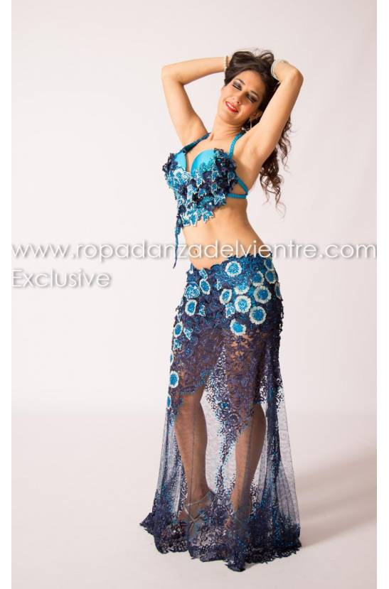 Chloé´s bellydance Exclusive costume 131