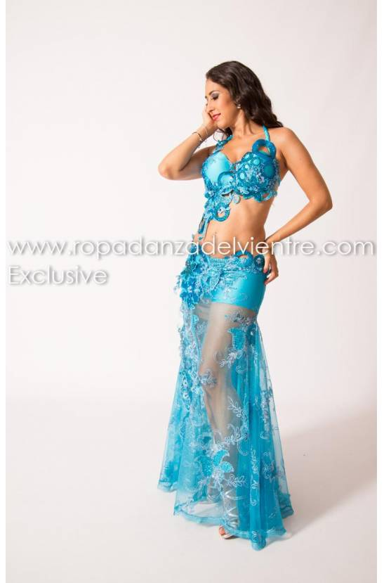 Chloé´s bellydance Exclusive costume 181