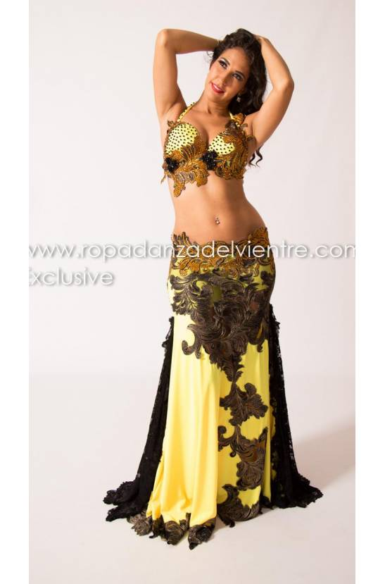 Chloé´s bellydance Exclusive costume 182