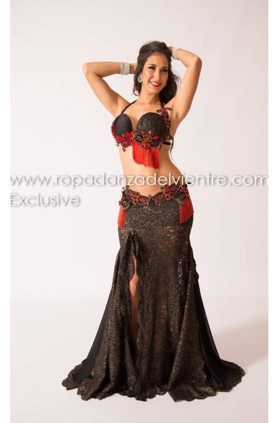 Chloé´s bellydance Exclusive costume 71