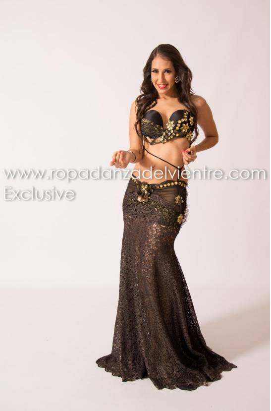 Chloé´s bellydance Exclusive costume 76