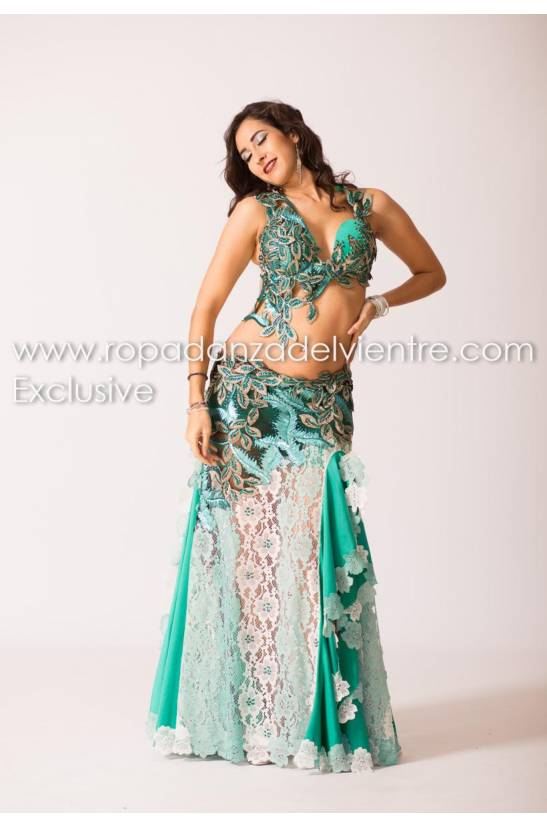 Chloé´s bellydance Exclusive costume 232