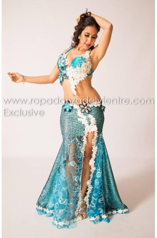 Chloé´s bellydance Exclusive costume 245