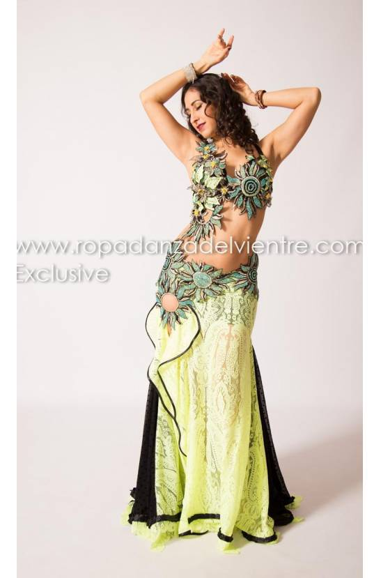 Chloé´s bellydance Exclusive costume 252